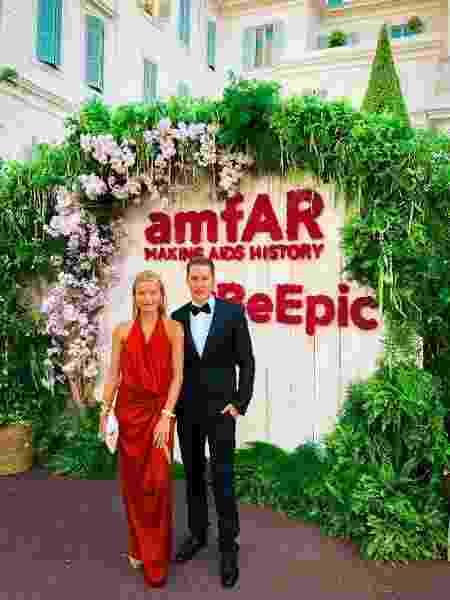Stoffel Vandoorne e Anna de Ferran - Reprodução/Instagram - Reprodução/Instagram