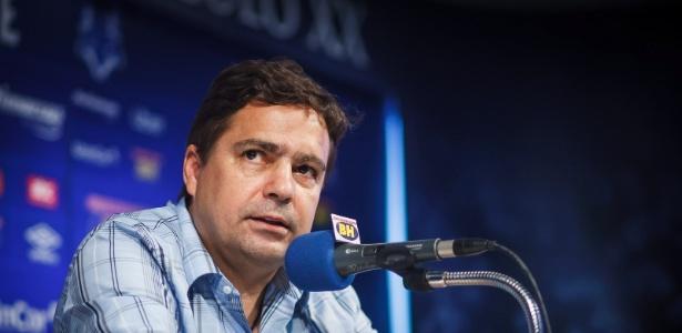 Vice de futebol do Cruzeiro, Itair Machado causou polêmica em venda de Arrascaeta