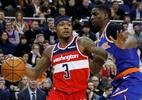Em final espetacular, Wizards vencem Knicks no duelo disputado em Londres