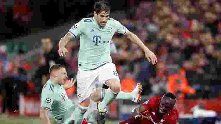 Javi Martínez Bayern - Carl Recine/Reuters - Carl Recine/Reuters
