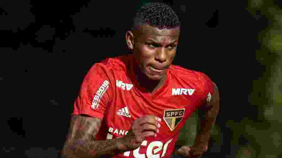 Zagueiro deve se apresentar à seleção equatoriana logo após o clássico contra o Palmeiras - Marcello Zambrana/AGIF