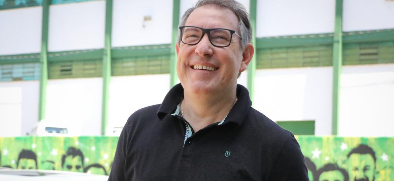 Rafael Henzel, sobrevivente do acidente com o time da Chapecoense em 2016, morreu na última terça - Liamara Polli/AGIF