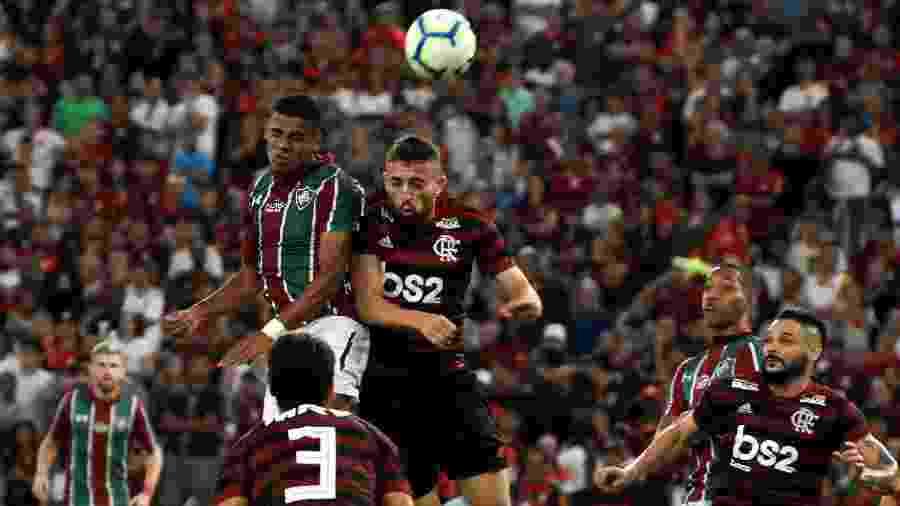 Fla-Flu pelo Campeonato Carioca 2020 não terá transmissão de televisão - Maílson Santana/Fluminense FC