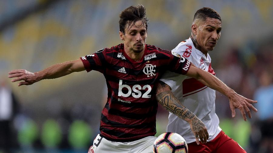 Inter Perde Para O Flamengo Na Libertadores E Vê Web Ser