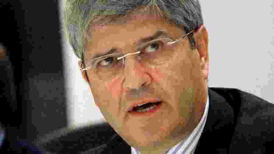 Fernando Martín foi presidente do Real Madrid de fevereiro a abril de 2006 - Cabalar/EFE