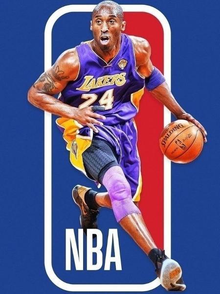 Kyrie Irving sugere que mudem o logo da NBA e coloquem Kobe Bryant - Reprodução/Instagram