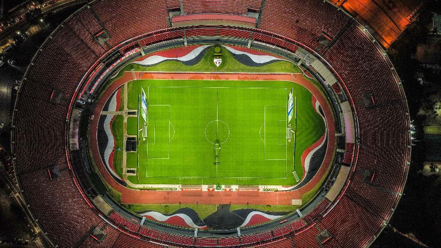 Morumbi receberá segundo jogo da final do Paulistão no próximo domingo - Marcello Zambrana/AGIF