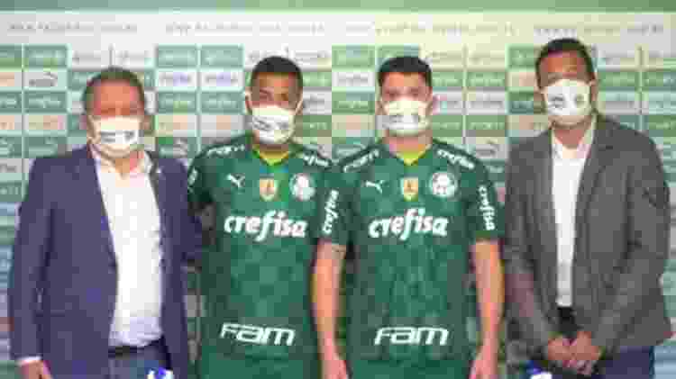 jorge palmeiras - Cesar Greco/ Palmeiras - Cesar Greco/ Palmeiras