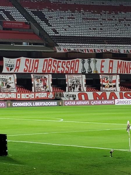 Morumbi, estádio do São Paulo - Brunno Carvalho/UOL