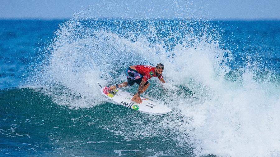 Ítalo Ferreira na etapa do México da WSL - Tony Heff/World Surf League via Getty Imag