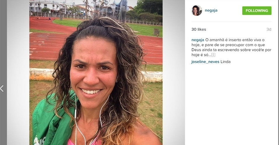 Jailma Lima - atletismo