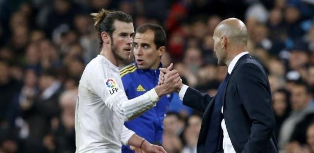 Galês elogiou Zidane, mas destacou boa relação com antecessor Benítez