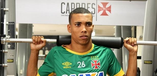 Madson, do Vasco, é considerado uma negociação difícil e há outras opções