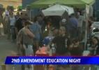 """Time de beisebol promove """"noite das armas"""" nos Estados Unidos - FOX News 17/Reprodução"""