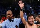 Pacquiao admite que aceitaria duelo de boxe contra McGregor