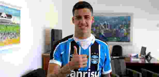 Peruano jogou na base do Grêmio e se profissionalizou pelo Sporting Cristal - Cristiano Oliveski/Grêmio