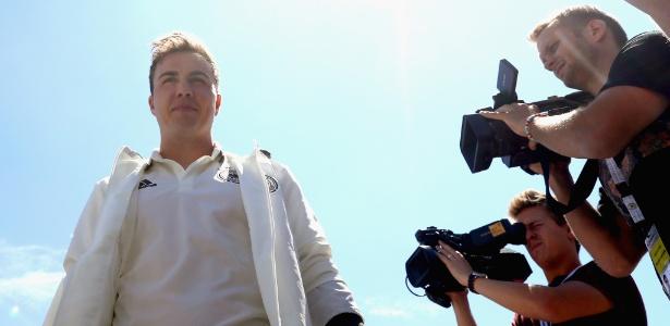 Götze retornou aos gramados em julho