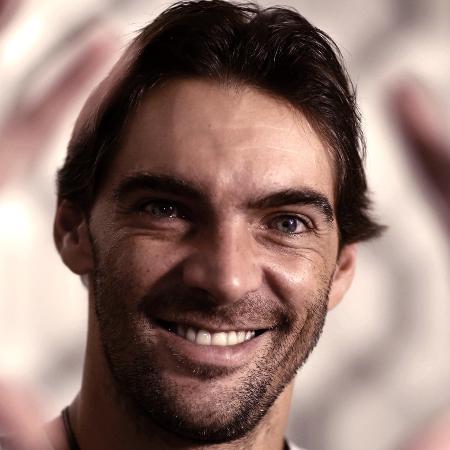 O ex-jogador de vôlei Giba - Alexandre Schneider / ESPORTE(ponto final)
