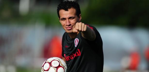 Leandro Damião não está disponível para a partida contra o Vitória nesta quarta-feira