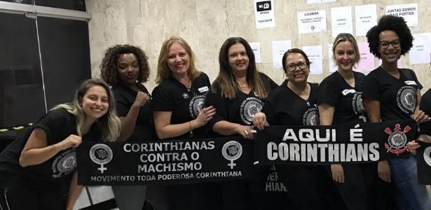 Movimento de torcedoras do Corinthians busca igualdade de gênero no futebol