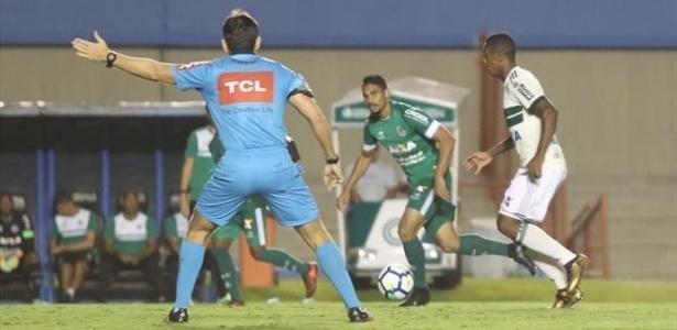 Coxa perdeu por 1 a 0 para o Goiás em maratona de jogos fora de casa