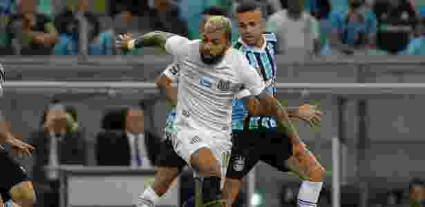 Grêmio e Santos se reencontram após dois