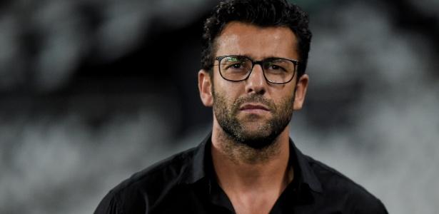 Alberto Valentim foi campeão carioca com o Botafogo e estava no Egito - Thiago Ribeiro/AGIF