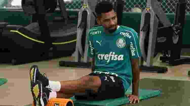 Matheus Palmeiras - Cesar Greco/Ag. Palmeiras/Divulgação - Cesar Greco/Ag. Palmeiras/Divulgação