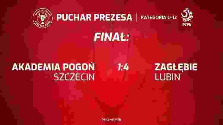 Akademia Pogon Szczecin perdeu por 4 a 1 para o Zaglebie Lubin - Divulgação - Divulgação