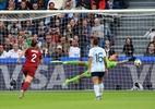 Inglaterra supera grande atuação de goleira rival e vence a Argentina - Marc Atkins/Getty Images