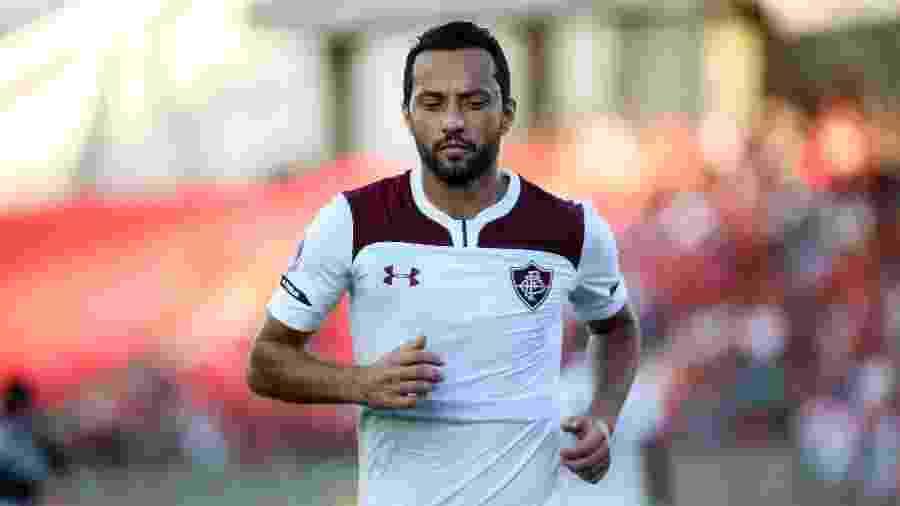 Eliminação na Copa Sul-Americana foi um balde de água fria no Fluminense de Nenê - Lucas Mercon/Fluminense FC