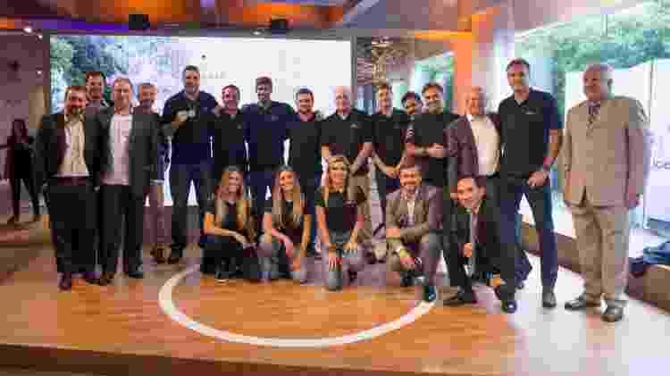 Equipe do BandSports para a Olimpíada de Tóquio - Carlos Reinis/BandSports