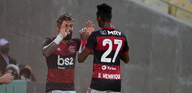 Flamengo volta a ter quarteto que não atua desde agosto para pegar o Racing