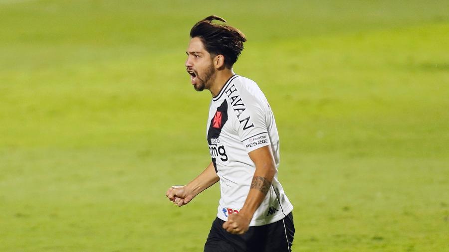Vasco negocia a compra do meia argentino Martín Benítez, que tem feito sucesso no clube - Rafael Ribeiro / Vasco