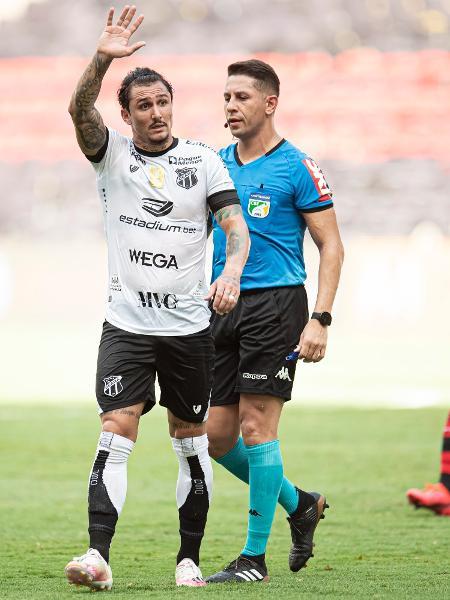 Vina será um dos mais escalados - Jorge Rodrigues/AGIF