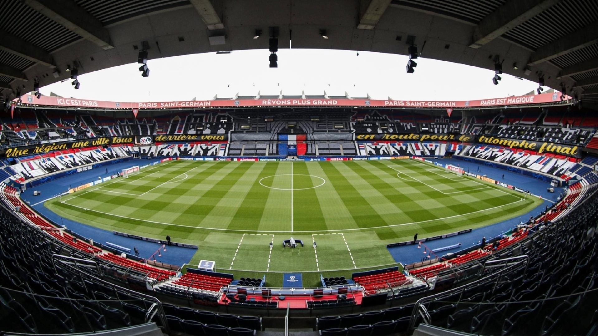 PSG x Manchester City na Champions: veja fotos do jogo em ...