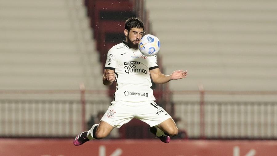 Bruno Méndez foi contratado pelo Corinthians em 2019 e viveu altos e baixos no clube até ser emprestado ao Inter - Rodrigo Coca/ Ag. Corinthians