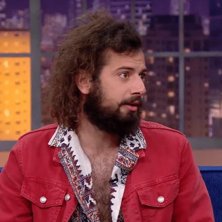 Cartolouco em entrevista a Danilo Gentili - Vídeo/Reprodução