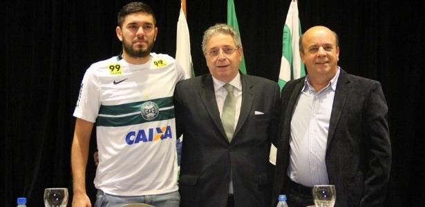 Jorge Ortega (foto) já havia sido anunciado antes de Cesar Benítez