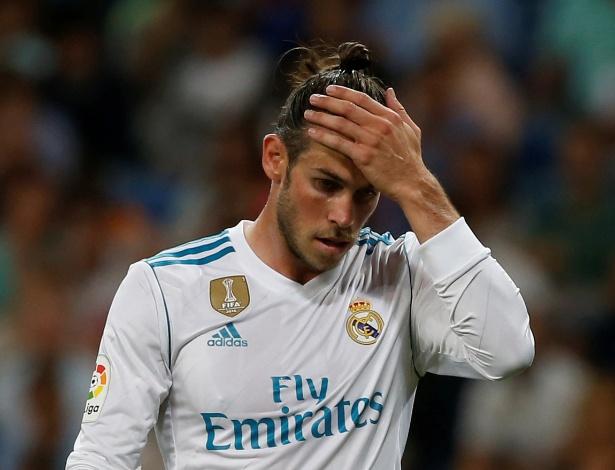 Lesionado, Gareth Bale não atua desde 26 de setembro