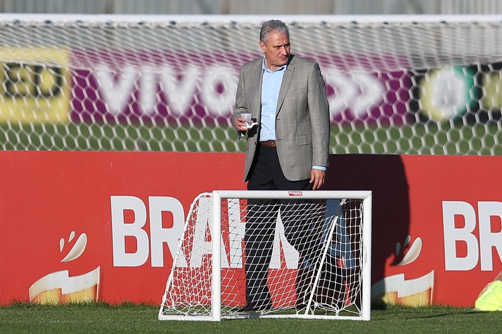Seleção estreia Granja com Tite de olho em estratégia para Copa-2018 -  02 10 2017 - UOL Esporte 13d6571ad987b