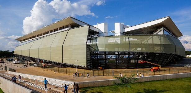 Arena Pantanal receberia amistoso entre Grêmio e Corinthians, que foi cancelado