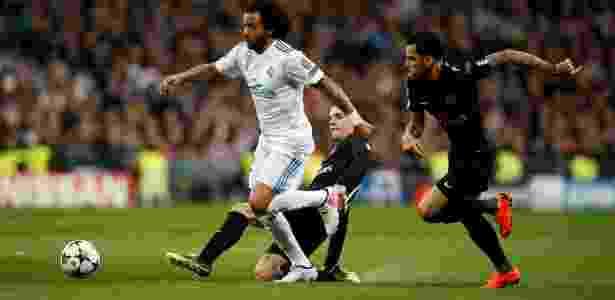 Lateral do Real Madrid já havia pagado outros 500 mil euros à Justiça - Javier Barbancho/Reuters