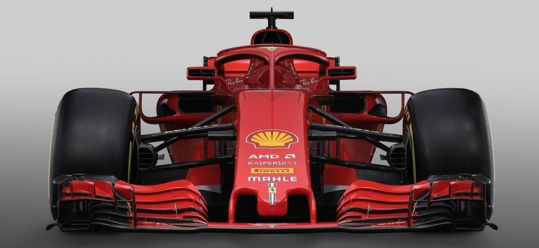 Ferrari apresentou o novo carro nesta quinta-feira - Ferrari oficial