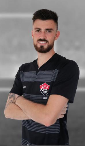 Elias, goleiro do Vitória