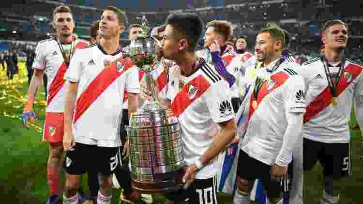 River Plate - Matthias Hangst/Getty Images - Matthias Hangst/Getty Images