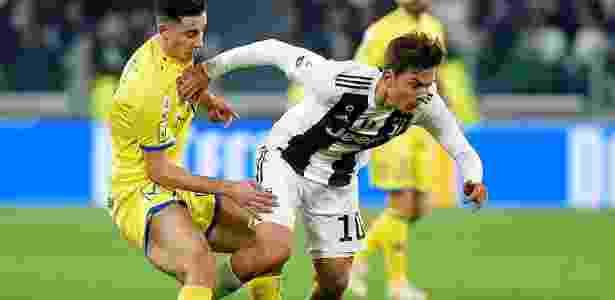 Dybala em Juventus x Chievo - Massimo Pinca/Reuters - Massimo Pinca/Reuters
