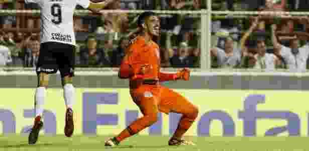 Diego Riechelmann provocou os jogadores do Vasco nas cobranças de pênaltis - Rodrigo Gazzanel/Ag. Corinthians