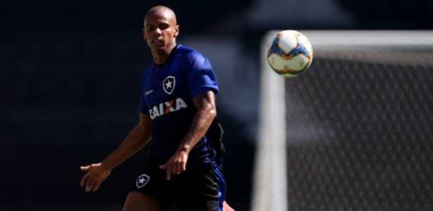 Rickson chegou ao Botafogo com 9 anos e subiu para os profissionais na atual temporada - VITOR SILVA/SSPRESS/BOTAFOGO