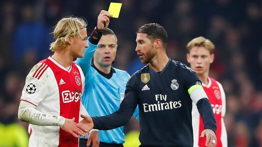 """""""No futebol é preciso tomar decisões complicadas"""", admitiu jogador do Real Madrid - REUTERS/Wolfgang Rattay"""